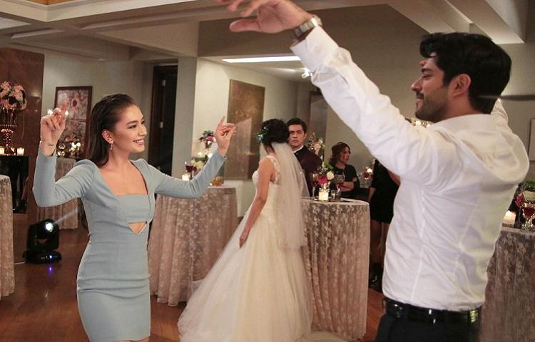Черная любовь зейнеп и озан свадьба