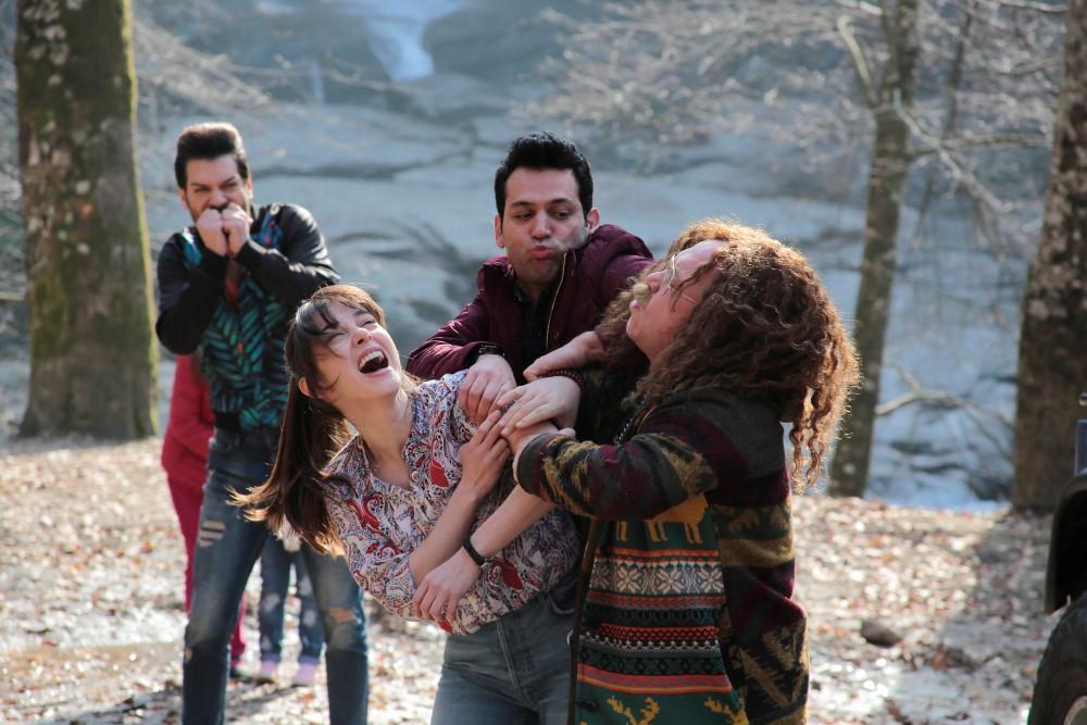 Турецкий сериал самый новый за 2017 год