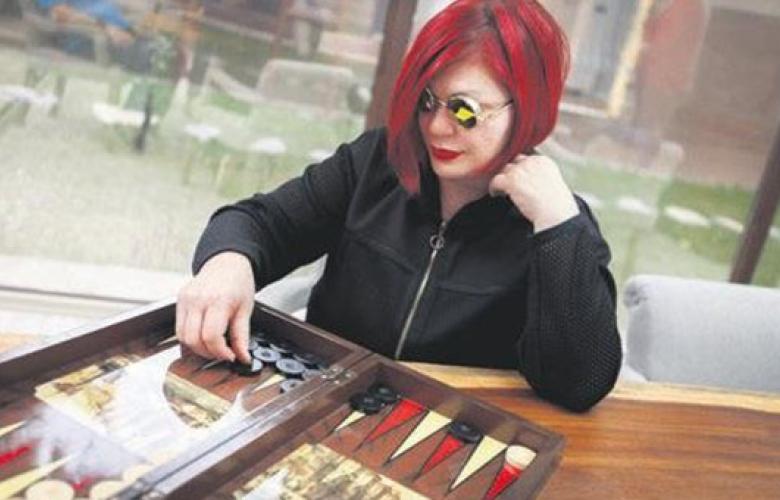 """Emel Müftüoğlu: """"Tavla geçim kaynağım oldu"""""""
