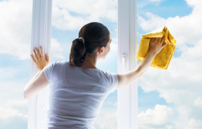 Aman dikkat! Ev işleri fıtık etmesin.