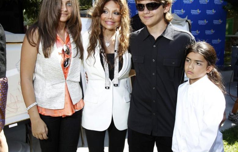 Michael Jackson'un oğlu büyüdü, bakın şimdi ne halde!
