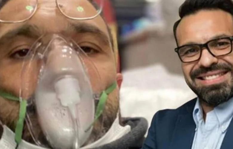 Corona'ya yakalanan Okan Karacan hastaneye kaldırıldı