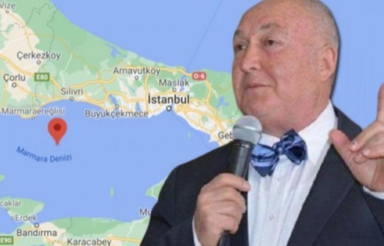 Marmara'da beklenen büyük deprem için tarih verdi