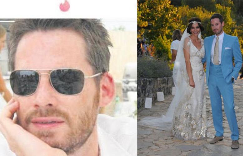 Hande Ataizi'den geçen ay boşanan Benjamin Harvey, hızlı çıktı!