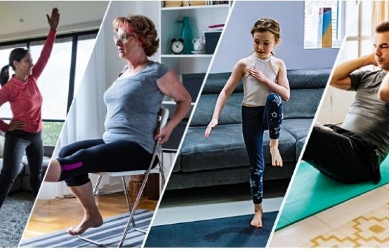 Egzersiz alışkanlığı kazanmak için beş öneri