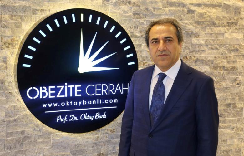 Obezite Cerrahı Prof. Dr. Oktay Banlı, yazılarıyla Temiz Magazin'de.