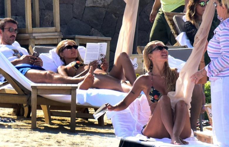 Rüştü'den eşine bikini uyarısı!