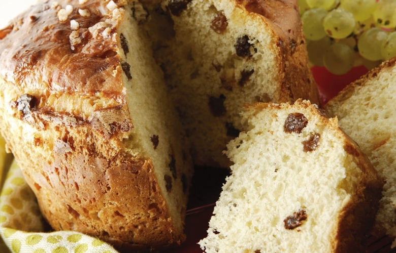Yeni yıl sofralarınızı şans ekmeği   Panettone ile lezzetlendirin