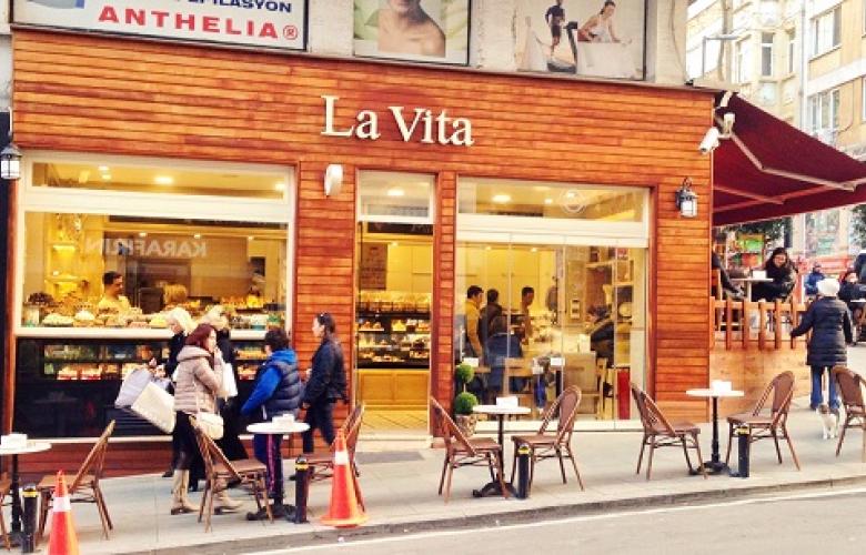 """Nişantaşı ve Fulya'daki Lezzet Durağım: """"La Vita Patisserie"""""""