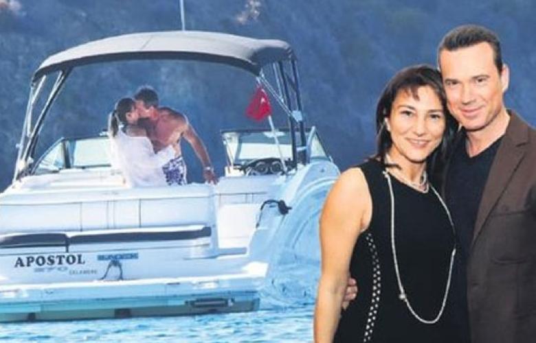 Murat Başoğlu ile Hande Bermek 2 yıl önce de boşanmışlar!