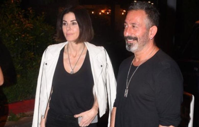 Defne Samyeli ve Cem Yılmaz aşk tatiline çıktı
