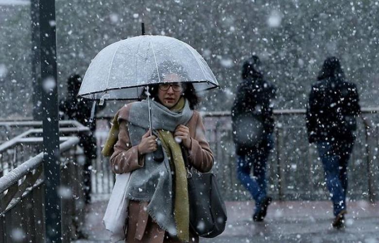 Son dakika.... AKOM'dan şiddetli kar uyarısı!
