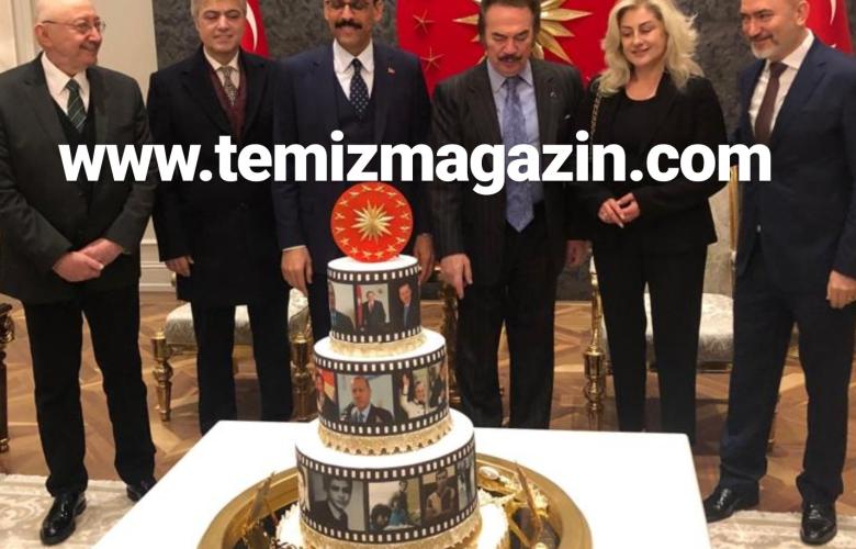 ÖZEL HABER! Sürpriz doğumgünü kutlaması için Cumhurbaşkanımız Recep Tayyip Erdoğan'ı bekliyorlar
