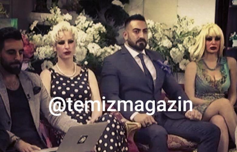 ÖZEL HABER! Zerrin Özer'in Adnan Hoca'cı eşinden ilk kareler ilk kez Temiz Magazin'de!