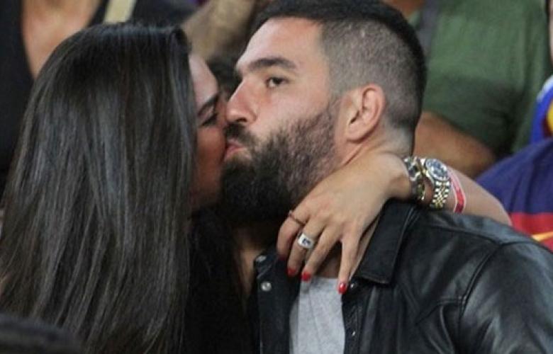 Aslıhan Doğan ile Arda Turan'ın aşkı Brezilya dizisine döndü!