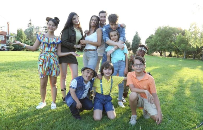 Türkiye'nin ilk fantastik çocuk aile filmi izleyiciyle buluşmak için gün sayıyor