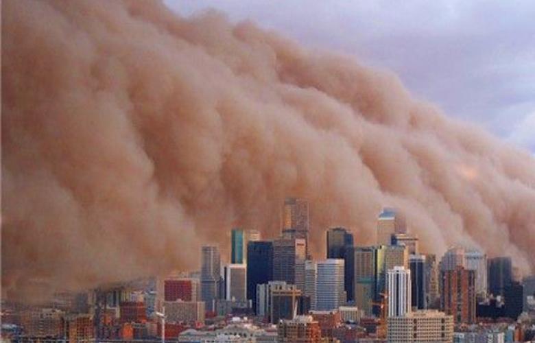DİKKAT! Batı Afrika'dan Çöl Tozu geliyor! 1 hafta etkili olacak! Türkiye'yi etkileyecek!