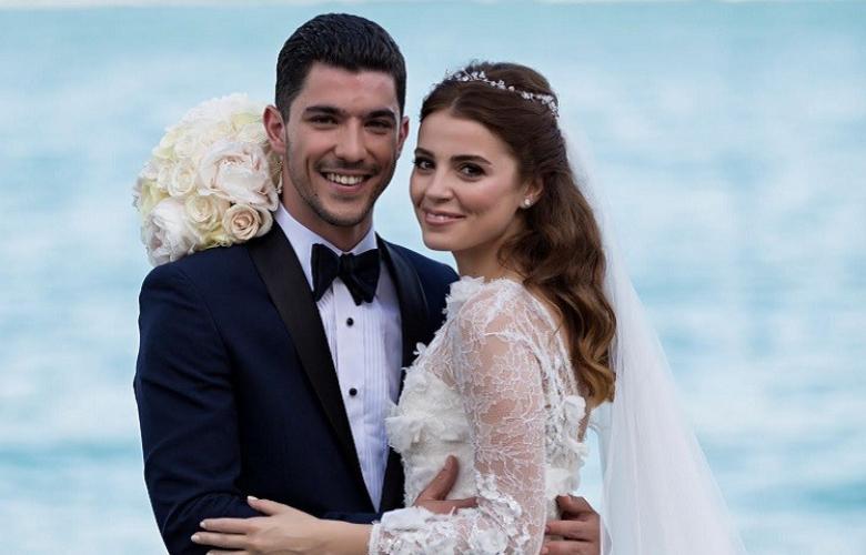 Ezgi Eyüboğlu ve Kaan Yıldırım evlendi!