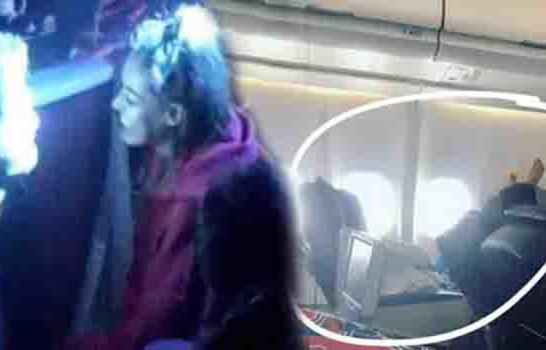 Aras Bulut İynemli uçakta böyle görüntülenmişti! Nedeni ortaya çıktı!