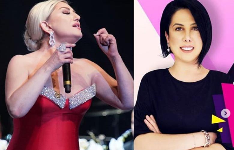 """Seyhan Erdağ: """"Muazzez Ersoy'un Lady Gaga cümleleri espriydi! Nerelere getirdiler konuyu!"""