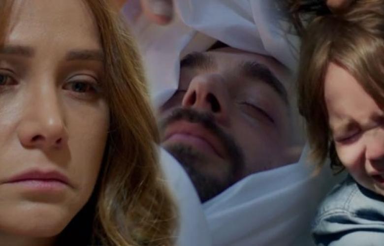 Poyraz Karayel'in sezon finali ağlattı.
