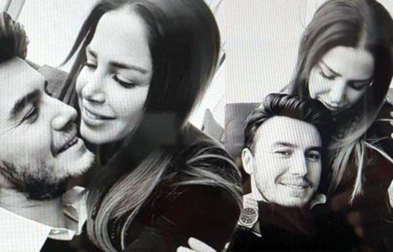 Mustafa Ceceli ile sevgilisini bakın kim tanıştırmış