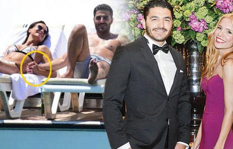 """Ebru Şallı'nın yeni sevgilisi """"evli ve 2 çocuklu"""" çıktı!"""