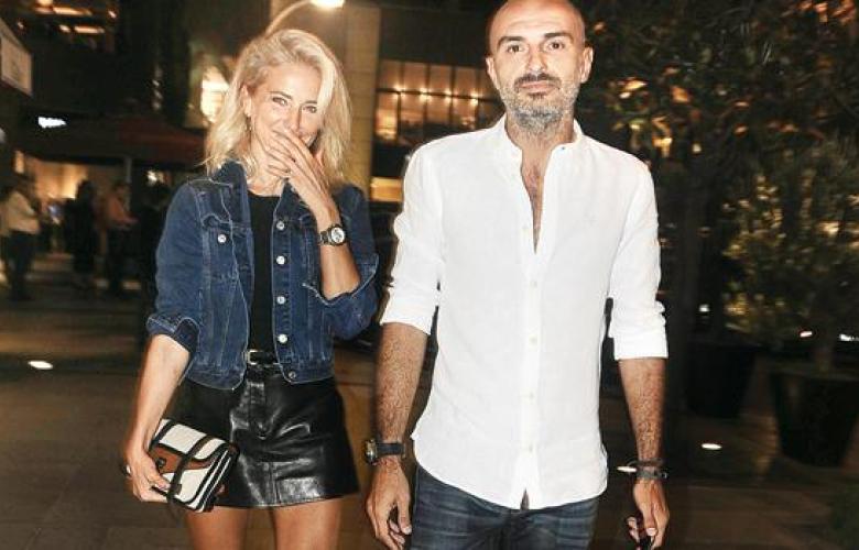 Aşkın ilk fotoğrafı: Burcu Esmersoy, yeni sevgilisi Berk Suyabatmaz'la ilk kez görüntülendi!