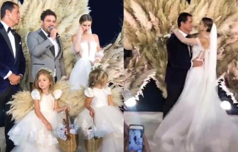 Acun Ilıcalı ile Şeyma Ilıcalı'nın muhteşem düğünü