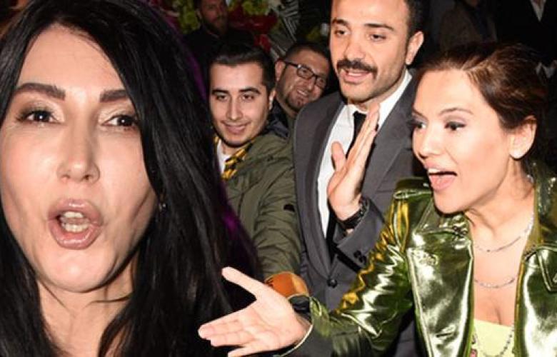 """Hande Yener: """"Demet'le ben, Amerika ve Kuzey Kore gibiyiz"""""""