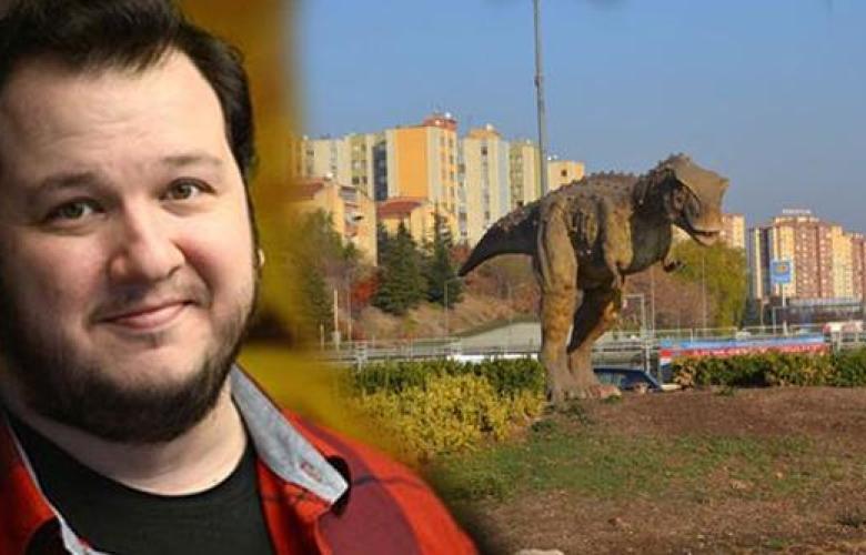 Şahan Gökbakar: Ankara dinozoru ile meşhur bir ilimiz