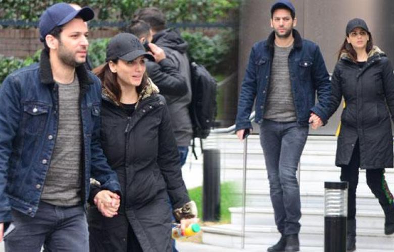 Murat Yıldırım'ın eşi İmane Elbani hamile mi?
