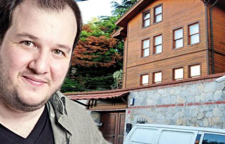 Şahan Gökbakar, satışa çıkardığı villasına müşteri çıkmayınca bakın binaya ne yaptı?