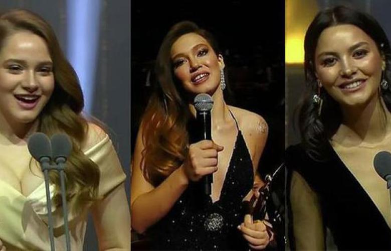 Miray Daner, Melisa Şenolsun, Hazal Filiz Küçükköse... İşte Rising Starlar!