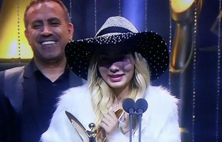 Altın Kelebek Ödülleri'nde Aleyna Tilki'den muhteşem performans