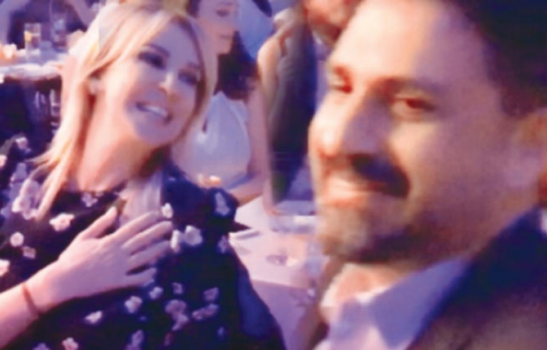 """Erhan Çelik'ten sevgilisi Sedef Orman'a: """"Tapılacak kadınsın!"""""""