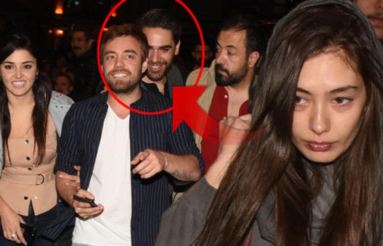 Neslihan Atagül, eşi Kadir Doğulu'ya sürpriz parti yaptı!