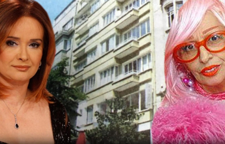 Müjde Ar anne yadigarı evi 2,2 milyon TL'ye sattı