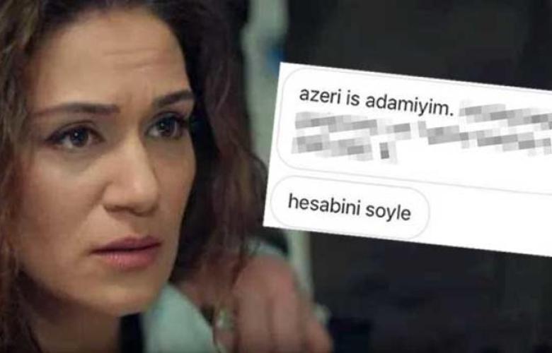 Özge Borak ahlaksız teklifi sosyal medya hesabında ifşa etti