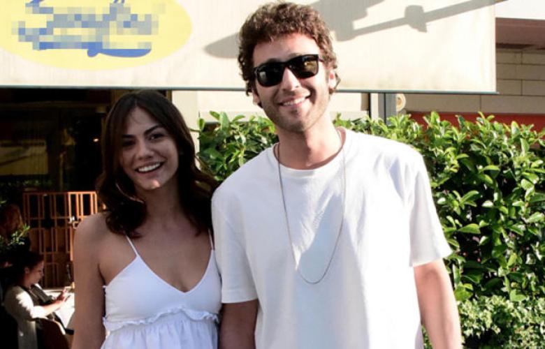İşte aşkın fotoğrafı! Demet Özdemir ve Seçkin Özdemir ilk kez el ele