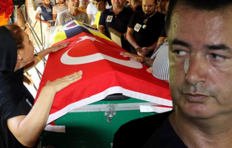 Gözyaşları sel oldu! Dominik'te öldürülen Survivor kameramanı Alper Baycın'ın cenazesi toprağa verildi!