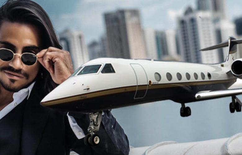 Kesenin ağzını açtı! Nusret özel uçak mı alıyor?