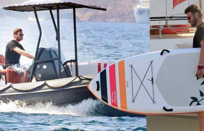 Kıvanç'ın av botu... 300 bin TL harcadı! Kıvanç Tatlıtuğ, balık tutkusu için kendisine bir de zodyak bot aldı.