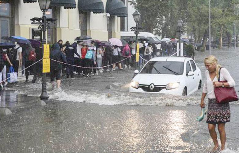 İstanbullular aman dikkat! Meteoroloji'den İstanbul için son dakika tahmini