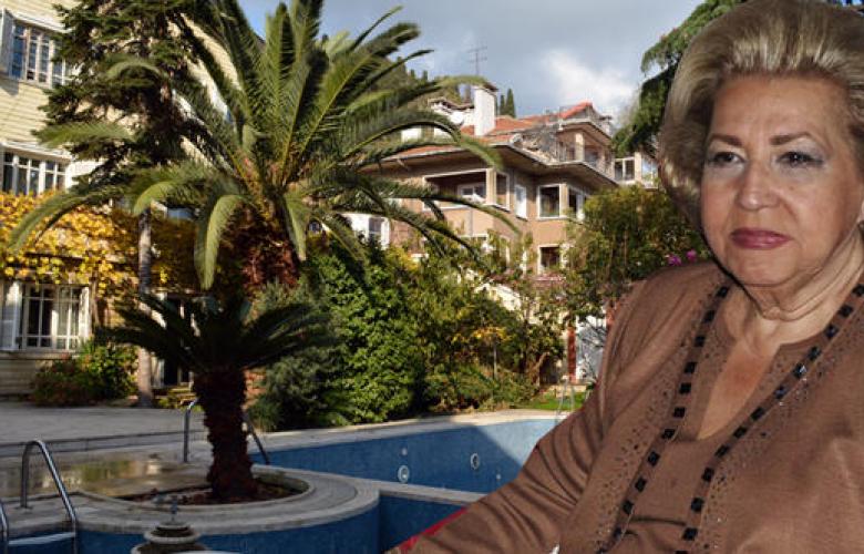 Özal Ailesi'nin köşkü 20 milyona satışa çıkarıldı