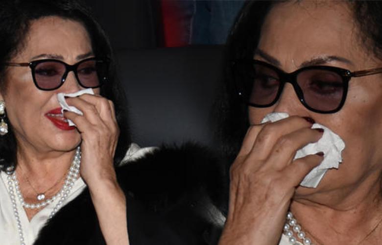 Sultan gözyaşlarına boğuldu!
