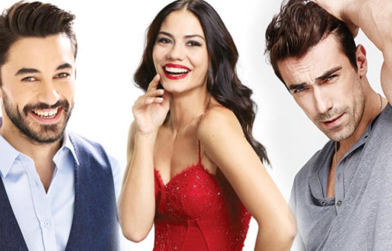 Demet Özdemir, Gökhan Alkan ve İbrahim Çelikkol'a Fransız markajı!