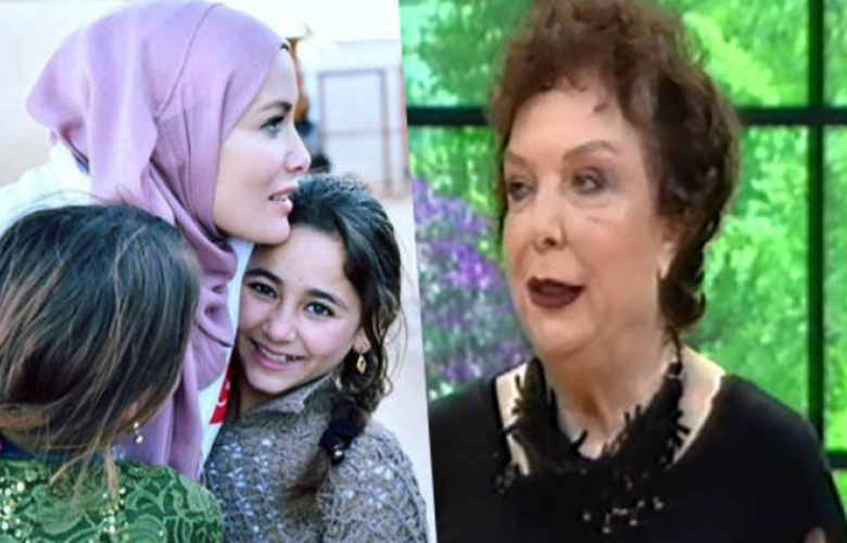 Gamze Özçelik'ten Selda Alkor'a cevap