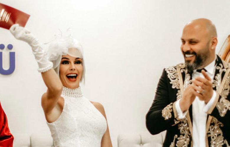 Ünlü isim İpek Tanrıyar evlendi!