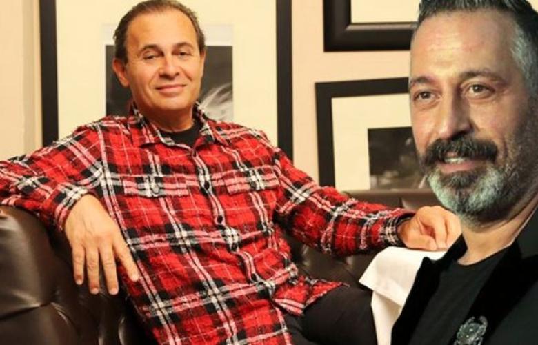 Ayhan Sicimoğlu: Cem Yılmaz'la uzaktan sevişiriz